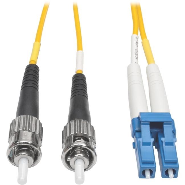 Tripp Lite 3M Duplex Singlemode 8.3/125 Fiber Patch Cable (LC/ST)