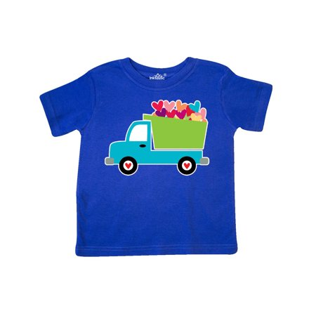 Valentines Shirts For Toddlers (Valentine's Day Heart Truck Toddler)