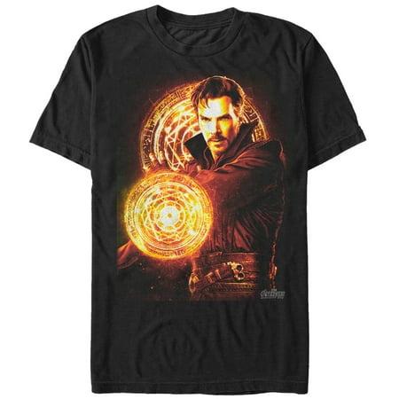 Infinity T-shirt - Marvel Men's Avengers: Infinity War Doctor Strange T-Shirt