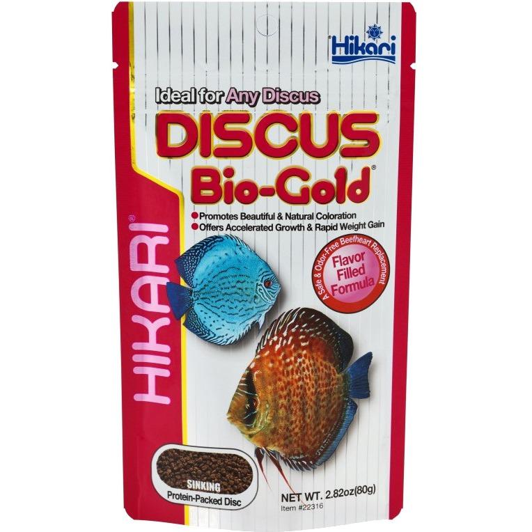 Hikari DISCUS Bio-Gold