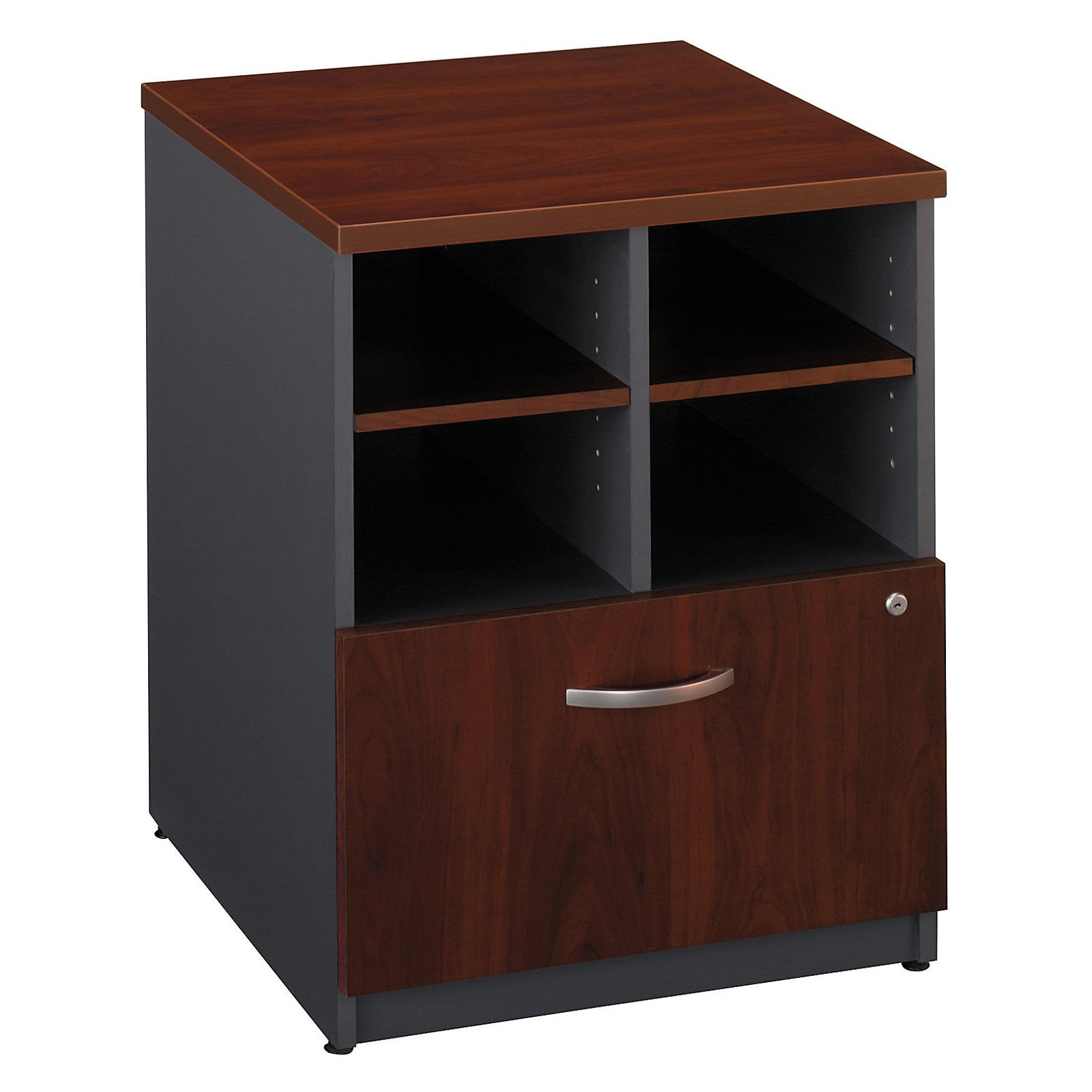 Bush Furniture Series C Lateral File Cabinet