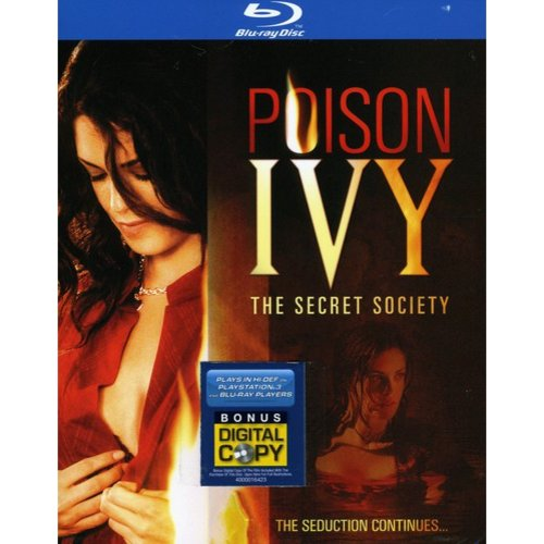 Poison Ivy 4: The Secret Society (Blu-ray) (Widescreen)