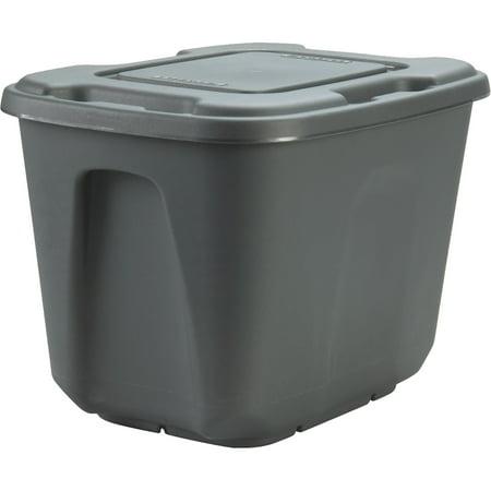 Homz Products/Storage 10 Gallon Tote Box 6510RMC.10