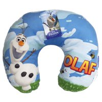 Frozen Olaf Travel Neck Pillow by Disney