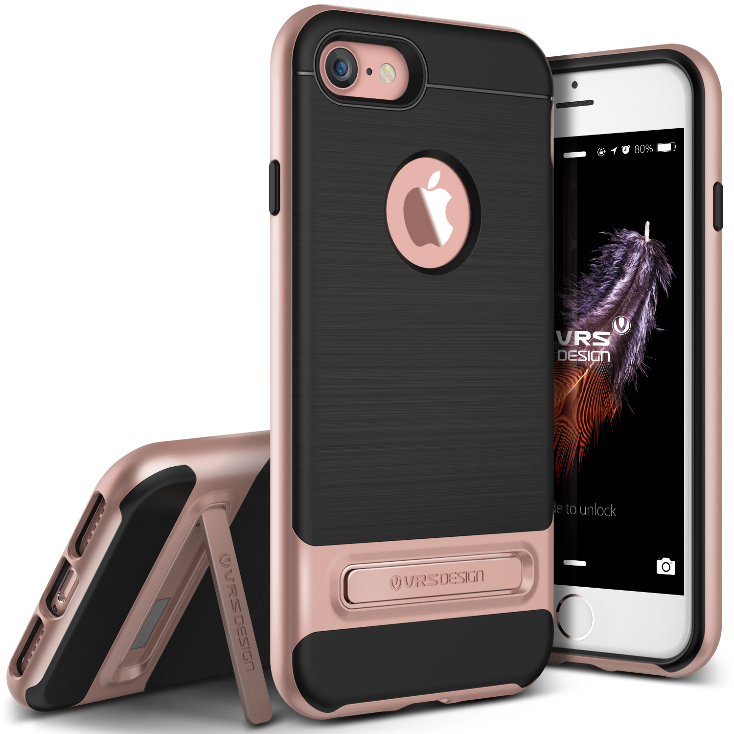 iPhone 7 Case Cover | Slim Rugged Protection | VRS Design High Pro Shield for Apple iPhone 7
