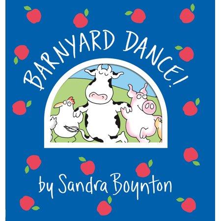 Barnyard Dance! - Boardbook