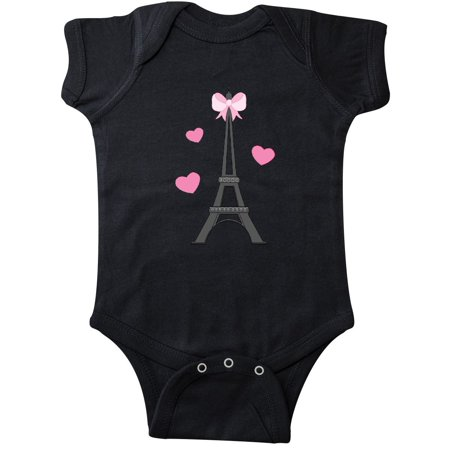 Paris Lover Eiffel Tower Infant Creeper