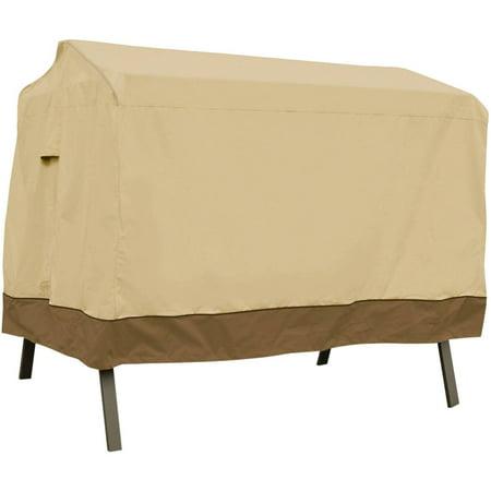 Classic Accessories Veranda 2 Seater Patio Canopy Swing Cover Durable And W