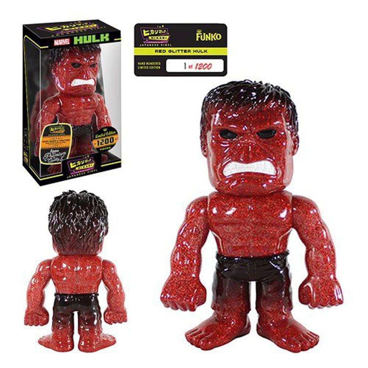 Marvel Funko Hikari Vinyl Figure Glitter Fire Hulk - image 1 of 1