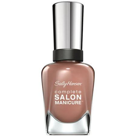 Sally Hansen Manucure Salon complet Couleur des ongles, nez Brown, 0,5 fl oz