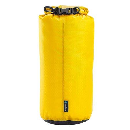 LiteSak Yellow 20L Ultralight Packable Dry Bag Version 2 by Skog A Kust
