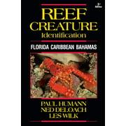 Reef Creature Identification : Florida Caribbean Bahamas