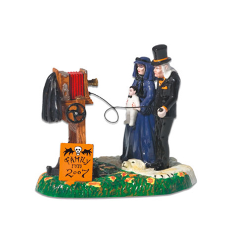 Department 56 Halloween Village Lights (Department 56 Halloween Village A Gravely Haunting)