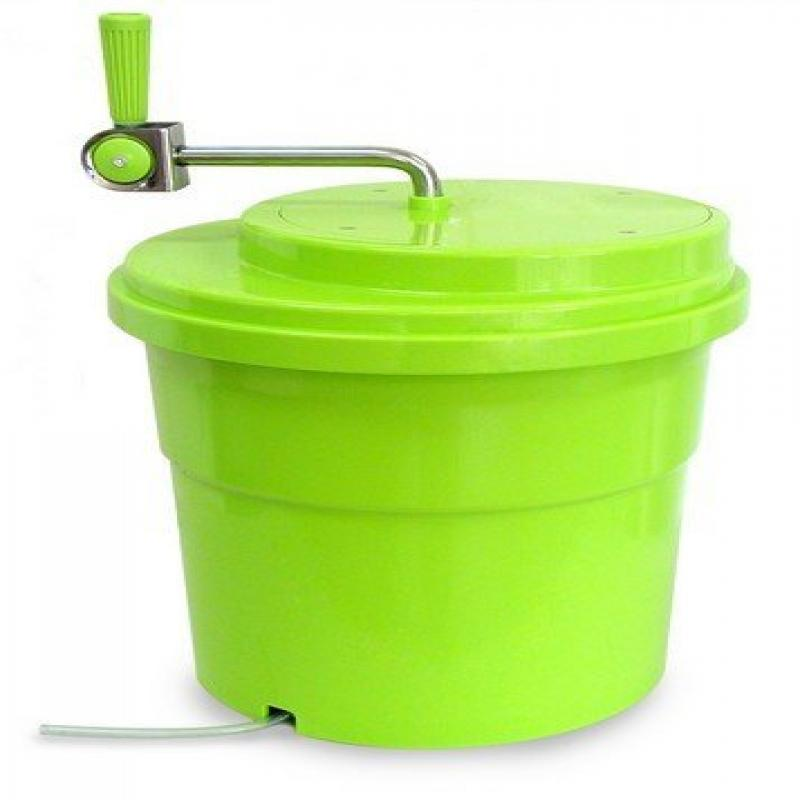 20 Liter 5 Gallon Large Commercial Salad Spinner by