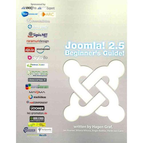 Joomla! 2.5: Beginner's Guide