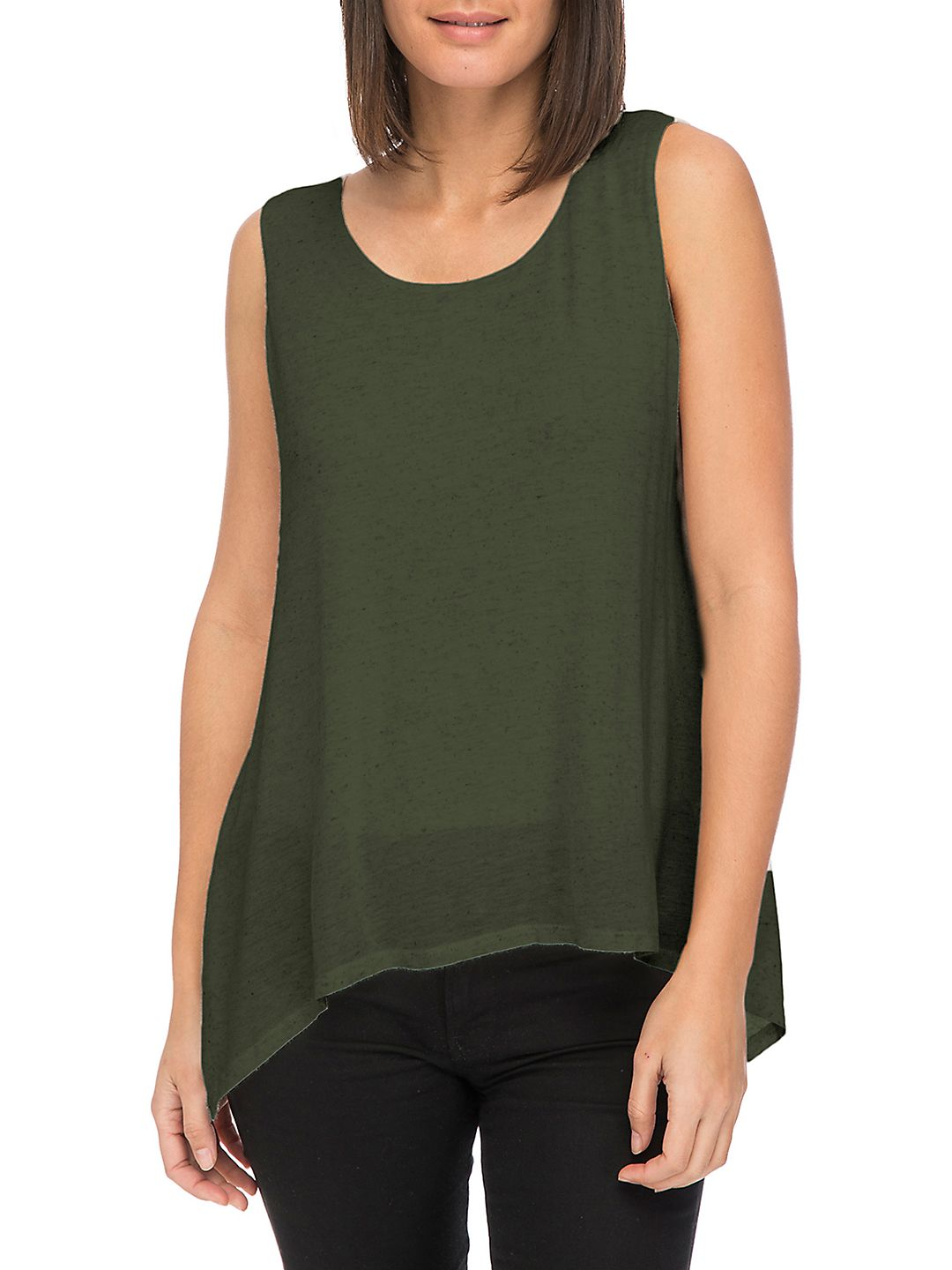 Faith Layered Tank