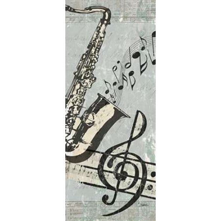 - French Notes 2 Poster Print by Diane Stimson