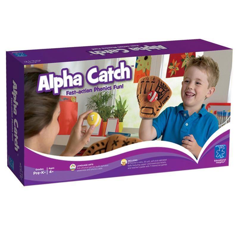 Educational Insights Alpha Catch Phonics Game