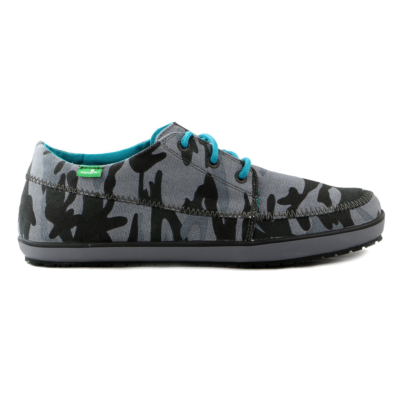 Sanuk Cassius Camo Sneaker Shoe - Mens