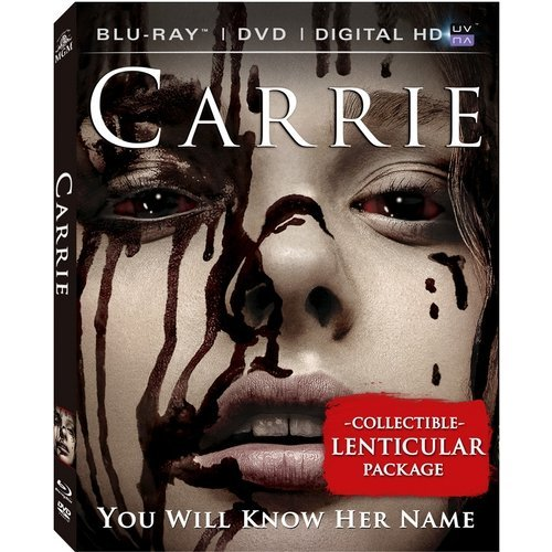 Carrie (2013) (Blu-ray + DVD + Digital HD) (With INSTAWATCH) (Widescreen)
