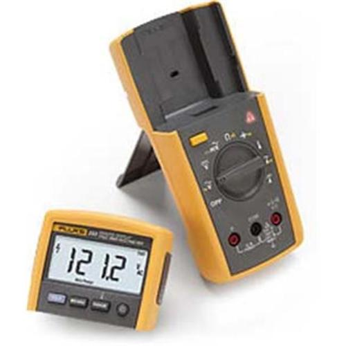 Fluke FL233AKIT MultiMeter Tru RMS with Removable Head and Accessories