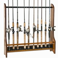 Organized Fishing 20-Rod Floor Rack