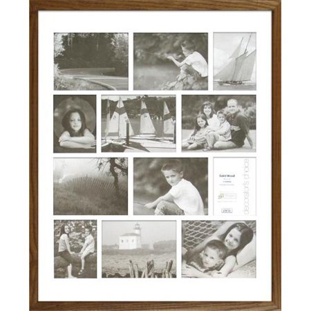 Timeless Frames 44610 Americana Collage Natural Oak Wall Frame, 16 x 20 - Ooak Collage