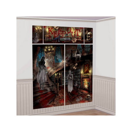 Haunted Mansion Well Decorating Kit - Party Supplies](Halloween Decorated)