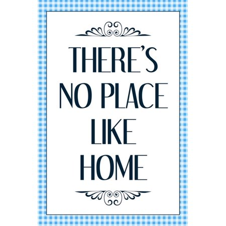- There's No Place Like Home Wizard of Oz Movie Quote Poster Poster