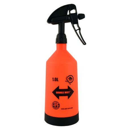 Double Mist 1 Liter Trigger Sprayer by Agri-Pro (Kraft Ezy Deck Pro Mist Coat Sprayer)