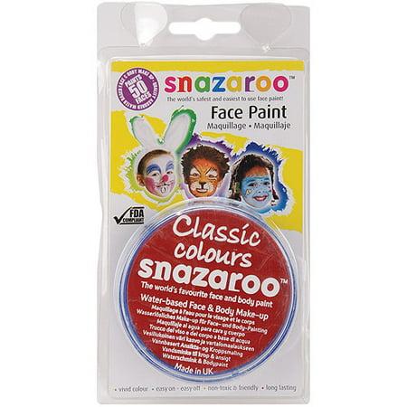 Snazaroo Face Paint, 18ml