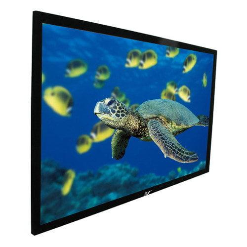 Elite Screens ezFrame Series Fixed Frame Projection Screen
