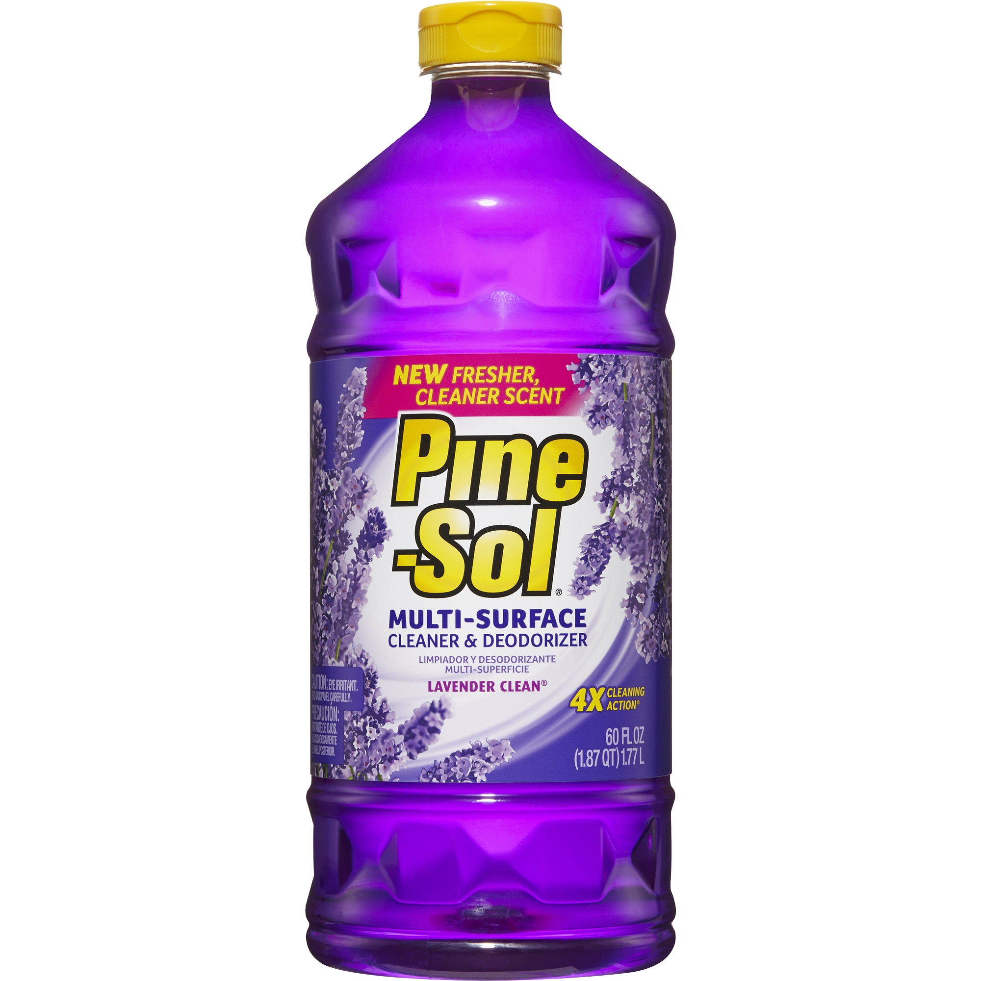 Pine-Sol Multi-Surface Cleaner, Lavender, 60 Fluid Ounce Bottle