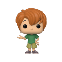 Funko POP! Movies: SCOOB! - Young Shaggy - Walmart Exclusive