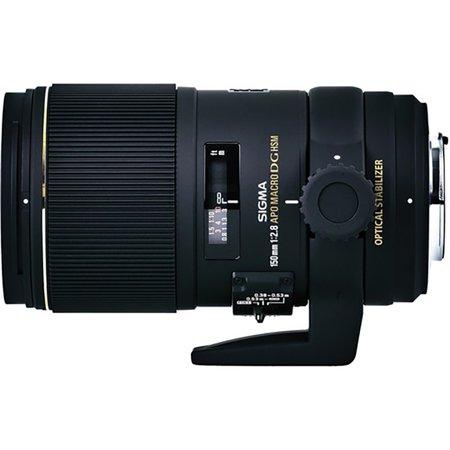 Sigma 150mm f/2.8 EX DG OS HSM APO Macro Lens -