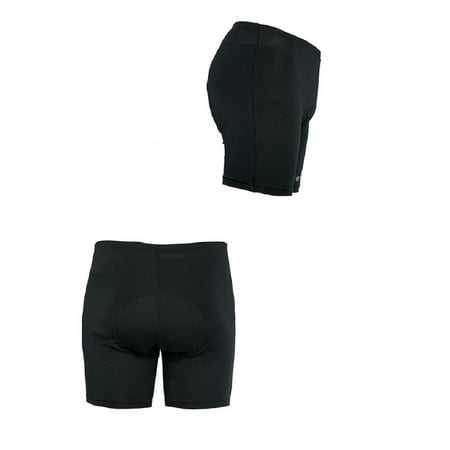 Men's Gel Padded Cycling Shorts - Medium