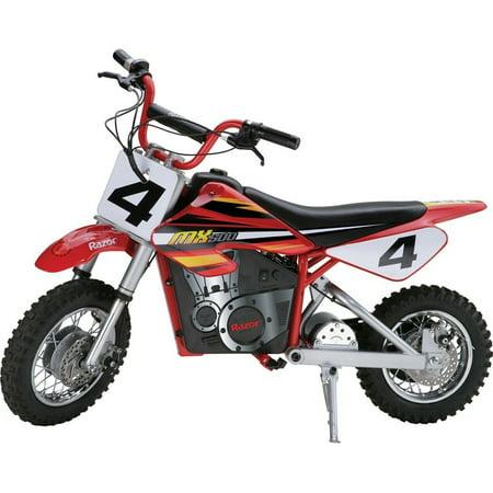 Razor MX500 Dirt Rocket Electric Motocross Bike (14 and older)
