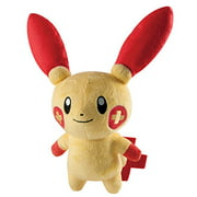 Pokemon - Tomy Uk Plusle 8in Basic Plush