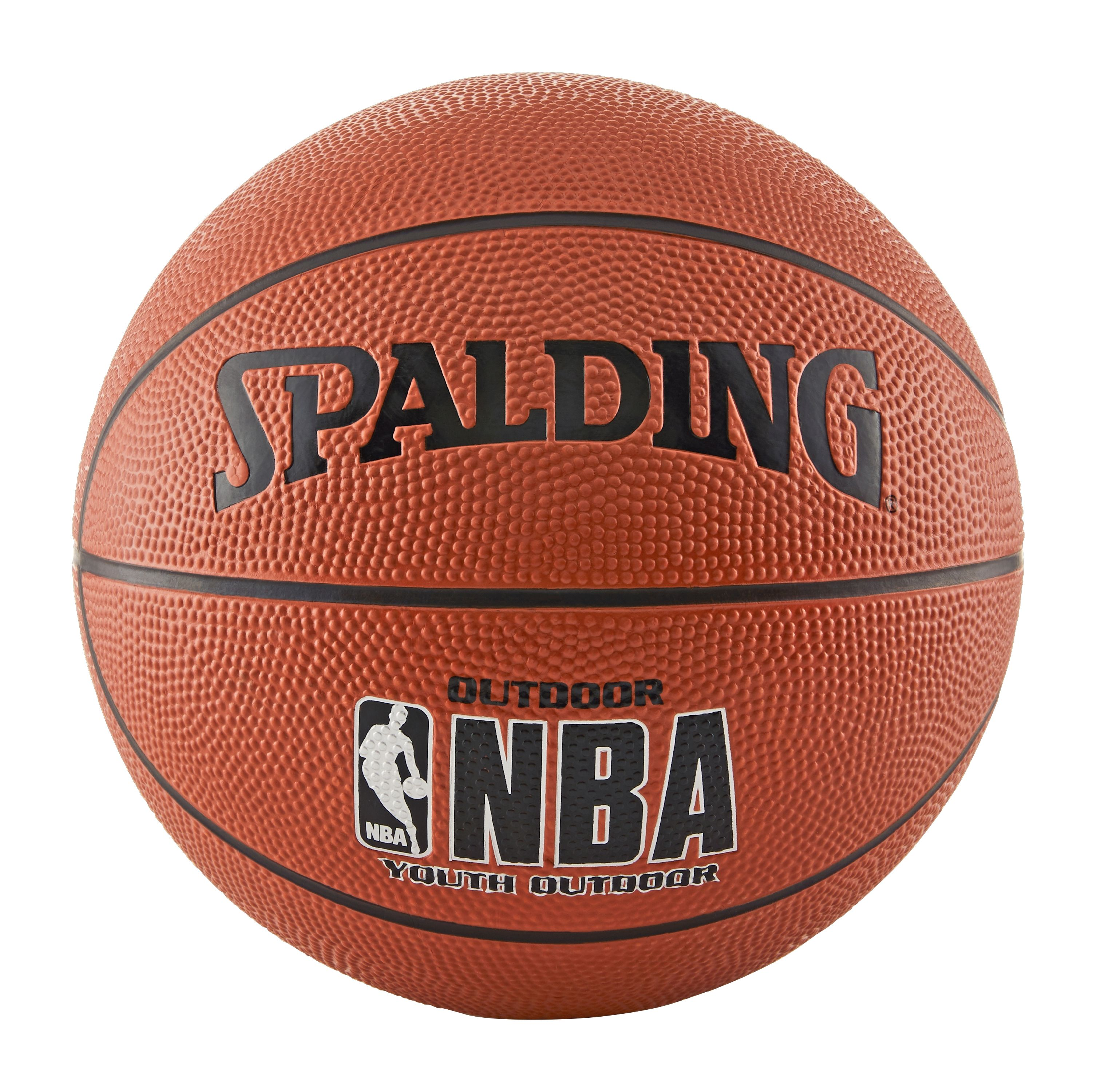 "Spalding NBA Varsity Basketball, Youth Size (27.5"")"