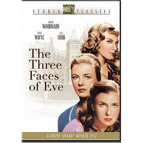 The Three Faces Of Eve (Widescreen)