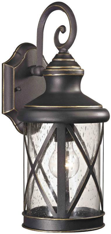 Boston Harbor LT-H04 Porch Light Fixture, 60 W, 1 Lamp by Boston Harbor