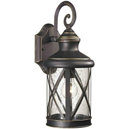Boston Harbor Lt H04 Porch Light Fixture 60 W 1 Lamp