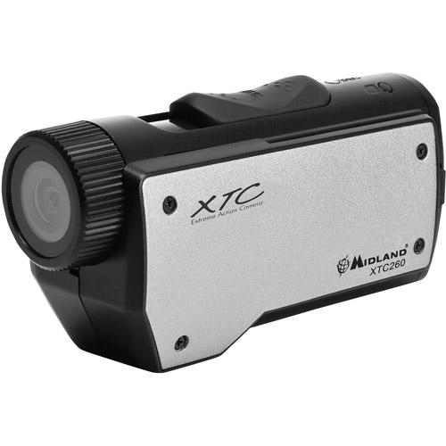 MIDLAND XTC260VP3 720p HD Action Camera Kit