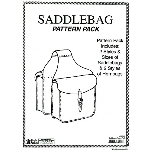 Saddle Bag Pattern Pack