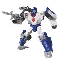 Transformers Generations War for Cybertron Deluxe WFC-S43 Autobot Mirage Figure - Siege Chapter