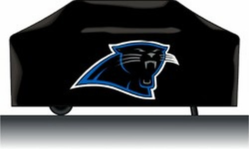Carolina Panthers Deluxe Grill Cover by Grill Covers