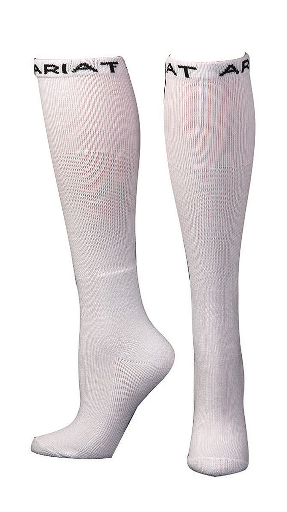 Ariat Accessories Kids Crew 3 Pack Comfort Socks