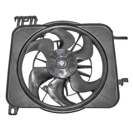 - Radiator Cooling Fan Motor Assembly 24Replacement for Chevrolet Cavalier Pontiac Sunfire 22136897