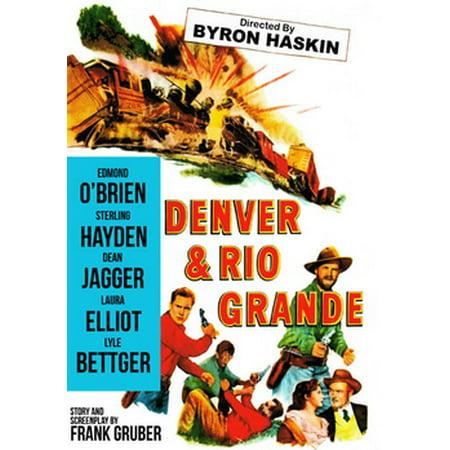 The Denver And Rio Grande (DVD) Denver And Rio Grande Western Railroad