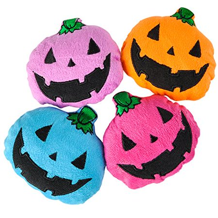 Halloween Party Stuff To Do (12 Plush Assorted 5